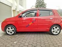 Bán Kia Morning SLX 1.0 AT đời 2008, màu đỏ, nhập khẩu