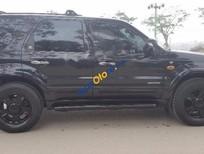 Bán gấp Ford Escape XLT sản xuất 2004, màu đen, nhập khẩu