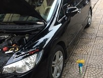 Cần bán Honda Civic đời 2007, màu đen, nhập khẩu nguyên chiếc, số tự động