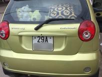 Xe Daewoo Matiz AT 1.1 2007, màu vàng, nhập khẩu, giá 172tr