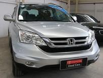 Bán xe Honda CRV sản xuất 2010, màu bạc
