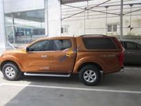Bán ô tô Nissan Navara EL đời 2017, màu vàng cam, nhập khẩu giá tốt nhất Hà Nội