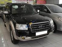 Bán xe Ford Everest 4x2 MT sản xuất 2007, màu đen, 435 triệu