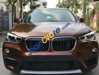Cần bán lại xe BMW X1 AT 2016, màu nâu, nhập khẩu nguyên chiếc như mới