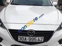 Cần bán lại xe Mazda 3 1.5 AT sản xuất 2016, màu trắng như mới, giá tốt