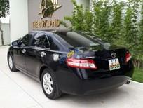 Bán Toyota Camry 2.5AT LE đời 2011, màu đen, xe nhập ít sử dụng, giá 939tr