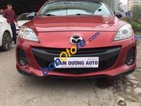 Cần bán xe Mazda 3 1.6 AT đời 2013, màu đỏ