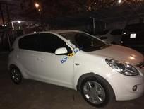 Bán ô tô Hyundai i20 2011, màu trắng, nhập khẩu nguyên chiếc chính chủ, giá tốt