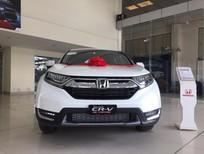 Honda Giải Phóng bán Honda CR V L năm 2018, màu đen, NK Thái Lan LH 0903.273.696