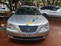 Chính chủ bán xe Hyundai Sonata đời 2009, màu bạc, nhập khẩu