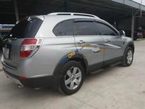 Bán xe Chevrolet Captiva LT đời 2007, màu bạc