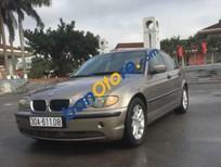 Bán BMW 3 Series 318i đời 2003, màu xám