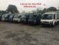 Bán xe tải Kia 1,25 tấn đầy đủ các loại thùng bạt, kín liên hệ 0984694366, hỗ trợ trả góp