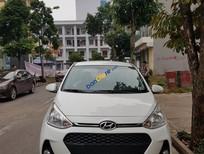 Bán xe Hyundai Grand i10 2018 trắng Bắc Giang, LH: Thành Trung 0941.367.999 - Hỗ trợ vay 90% xe, bao đậu hồ sơ khó