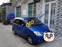 Cần bán Chevrolet Spark Van đời 2015, màu xanh lam