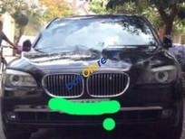 Cần bán xe BMW 7 Series 740Li đời 2010, màu đen, xe nhập chính chủ