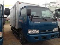 Xe tải Thaco Trường Hải Kia K165 tải 2,4 tấn đầy đủ các loại thùng liên hệ 0984694366, hỗ trợ trả góp