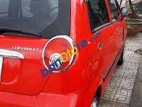 Bán xe Chevrolet Spark van đời 2015, màu đỏ như mới