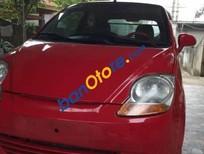Bán xe Chevrolet Spark van đời 2015, màu đỏ chính chủ