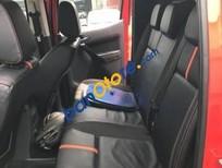 Bán xe Ford Ranger Wildtrak đời 2014, màu đỏ số tự động, giá 585tr