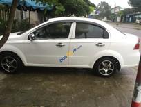 Cần bán xe Daewoo Gentra SX năm 2007, màu trắng