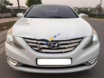 Bán ô tô Hyundai Sonata 2.0 Y20 2010, màu trắng, nhập khẩu nguyên chiếc