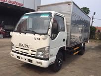 Bán xe tải Isuzu 3T5 - Isuzu 3 tấn 5 thùng mui bạt - hỗ trợ ngân hàng 85%