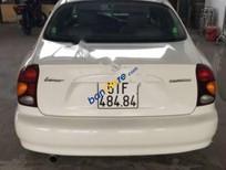 Bán ô tô Daewoo Lanos SX đời 2000, màu trắng xe gia đình