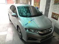 Bán Honda City đời 2016, màu bạc số tự động