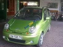 Bán xe Daewoo Matiz SE đời 2004, màu xanh lam, giá tốt