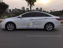 Bán ô tô Hyundai Sonata Y20 sản xuất 2010, màu trắng, nhập khẩu nguyên chiếc giá cạnh tranh