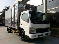 Bán xe tải Mitsubishi Fuso Canter tải trọng 1.9 tấn- Mới 100%- Cam kết giá tốt