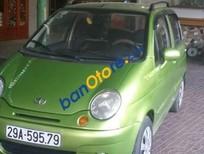 Bán Daewoo Matiz MT đời 2004, màu xanh lam