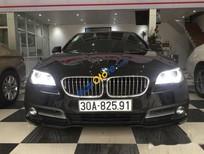 Bán ô tô BMW 5 Series 520i đời 2015, màu đen chính chủ