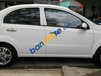 Cần bán xe Chevrolet Aveo 1.5LT đời 2016, màu trắng