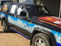 Cần bán lại xe Jeep Cherokee đời 1994, màu đen, xe nhập