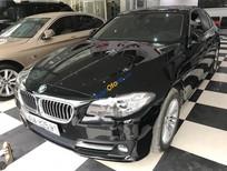 Bán BMW 5 Series 520i đời 2015, màu đen, xe nhập