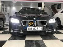 Cần bán BMW 5 Series 520i 2015, màu đen chính chủ