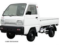 Bán ô tô Suzuki Super Carry Truck 2018, màu trắng giao ngay chỉ với 50 triệu