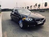 Bán BMW 5 Series 520i đời 2016, màu đen, nhập khẩu