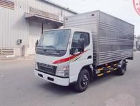 Bán xe tải fuso 2 tấn mitsubishi canter 4.7 giá chở kính .
