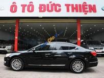 Cần bán Kia Cadenza 3.5V6 đời 2012, màu đen, nhập khẩu nguyên chiếc