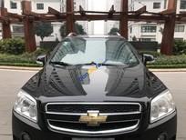 Bán Chevrolet Captiva LTZ đời 2009, màu đen