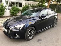 Cần bán lại xe Mazda 2 2016, màu xanh lam, xe gia đình giá cạnh tranh