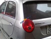 Cần bán lại xe Chevrolet Spark Van đời 2008, màu bạc xe gia đình, giá chỉ 105 triệu