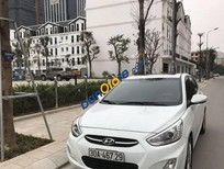 Bán Hyundai Accent 1.4AT Blue đời 2015, màu trắng