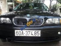 Chính chủ bán BMW 3 Series 318i 2002, màu đen, nhập khẩu, giá 280tr