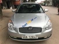 Chính chủ bán xe Hyundai Verna SX 2008, màu bạc, nhập khẩu