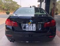 Cần bán gấp BMW 5 Series 520i đời 2016, màu đen, nhập khẩu