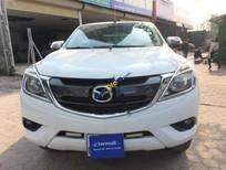 Bán Mazda BT 50 2.2 MT 4x4 đời 2016, màu trắng, 575tr